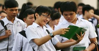 Xem điểm chuẩn lớp 10 năm 2016 của tỉnh Thái Bình