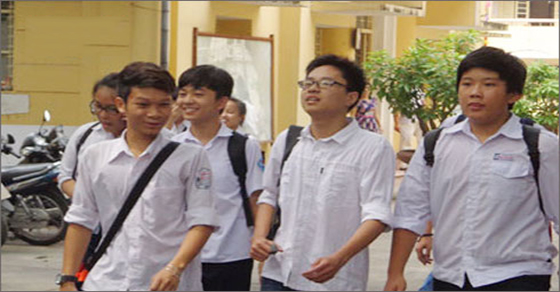 Phương án tuyển sinh vào lớp 10 THPT chuyên Hưng Yên năm 2017