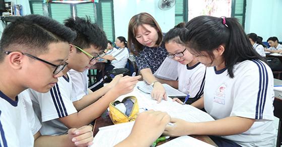 Những phương pháp học tốt nhất cho các bạn học sinh