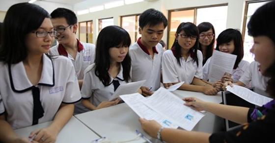 Thông tin mới nhất về kì thi tuyển sinh vào lớp 10 tại TPHCM năm 2017