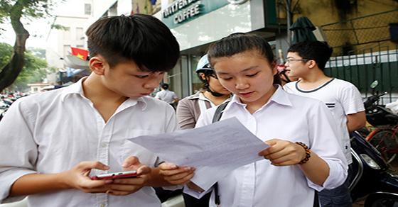 Thông tin tuyển sinh vào lớp 10 trường THPT chuyên DHSP Hà Nội năm 2017
