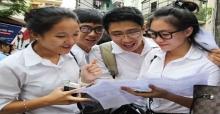 Phương án tuyển sinh vào lớp 10 THPT tỉnh Vĩnh Phúc năm 2017