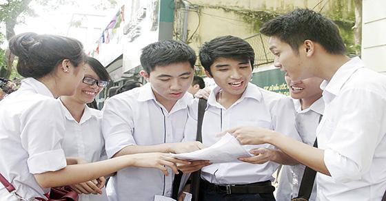 Thông tin tuyển sinh vào lớp 10 THPT tỉnh Bình Định năm 2017