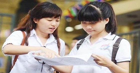 Thông tin tuyển sinh vào lớp 10 THPT tỉnh Nghệ An 2017