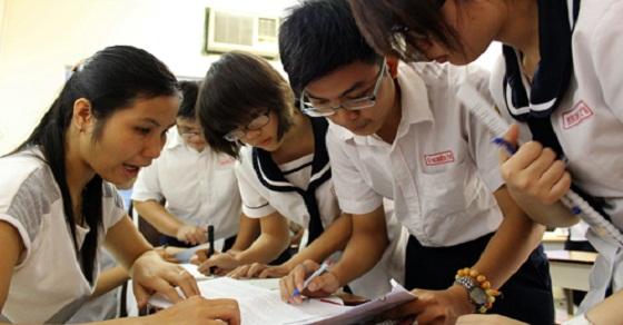 Điểm chuẩn vào lớp 10 Bình Định năm 2016
