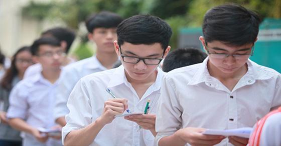 Công bố môn thi thứ 3 tuyển sinh lớp 10 tỉnh Nghệ An năm 2017