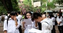 Đề thi thử vào lớp 10 môn Toán tỉnh Phú Thọ năm 2017-2018
