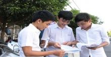 Đề thi toán chuyên vào lớp 10 THPT chuyên Hà Tĩnh năm học 2016 -2017