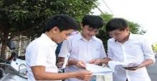 Điểm chuẩn thi vào lớp 10 THPT tỉnh Bắc Giang năm học 2016-2017