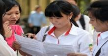 Điểm chuẩn thi vào lớp 10 THPT tỉnh Quảng Ngãi năm học 2016-2017