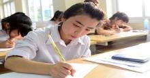 Điểm chuẩn thi vào lớp 10 THPT tỉnh Bình Định năm học 2016-2017