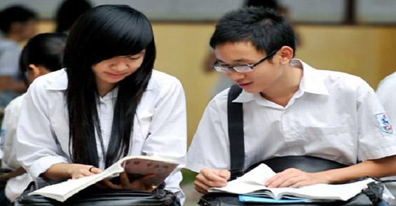 Phạm vi kiền thức ôn thi tuyển sinh vào lớp 10 tỉnh Nam Định năm 2017
