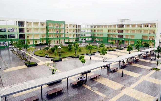 Trường chuyên Nguyễn Huệ đứng đầu về chất lượng đào tạo