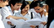 Phạm vi kiến thức ôn thi tuyển sinh vào lớp 10 tỉnh Nam Định 2017