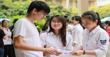 Đáp án đề thi vào lớp 10 môn anh chuyên sư phạm Hà Nội năm 2017