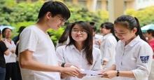 Đáp án đề thi tuyển sinh lớp 10 môn Toán Chuyên Sư phạm Hà Nội 2017