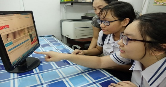 Điểm xét tuyển vào lớp 10 tại Hà Nội năm 2017 - 2018