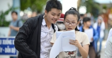 Đáp án đề thi vào lớp 10 môn Toán tỉnh Ninh Bình năm 2017