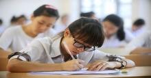 Đáp án đề thi vào lớp 10 môn Toán tỉnh Quảng Ninh năm 2017-2018