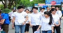 Đáp án đề thi vào lớp 10 môn Toán chuyên Đại học Vinh Nghệ An 2017