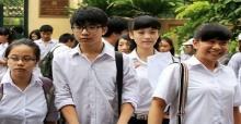 Đáp án đề thi vào lớp 10 môn Toán chuyên tỉnh Ninh Bình năm 2017