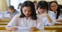 Đáp án đề thi vào lớp 10 môn Toán Hà Nội năm 2017