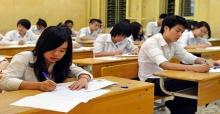 Đáp án đề thi vào lớp 10 môn Toán Thừa Thiên Huế năm 2017-2018