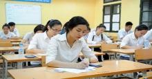 Đáp án đề thi vào lớp 10 môn Toán tỉnh Bắc Giang năm 2017-2018