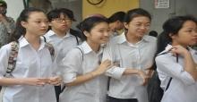 Đáp án đề thi vào lớp 10 môn Toán tỉnh Hà Nam năm 2017