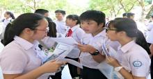 Đáp án đề thi vào lớp 10 môn Toán tỉnh Quảng Trị năm 2017