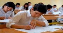 Đáp án đề thi vào lớp 10 môn Toán tỉnh Thái Nguyên năm 2017-2018