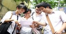 Đáp án đề thi vào lớp 10 môn Toán tỉnh Trà Vinh năm 2017