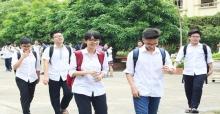 Đáp án đề thi vào lớp 10 môn Toán tỉnh Vĩnh Long năm 2017