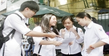 Điểm chuẩn thi vào lớp 10 THPT tỉnh Cần Thơ năm học 2017-2018
