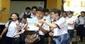 Điểm chuẩn vào lớp 10 THPT chuyên Thái Nguyên năm 2017