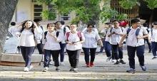 Điểm chuẩn vào lớp 10 tỉnh Vĩnh Long năm 2017