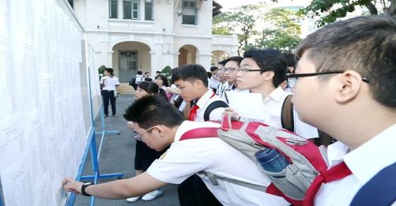 Đã có điểm thi vào lớp 10 Hà Nội năm 2017-2018