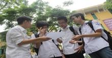 Đáp án đề thi vào lớp 10 môn Toán tỉnh Bình Thuận năm 2017