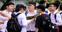 Điểm chuẩn vào lớp 10 tỉnh Bình Định năm 2017-2018