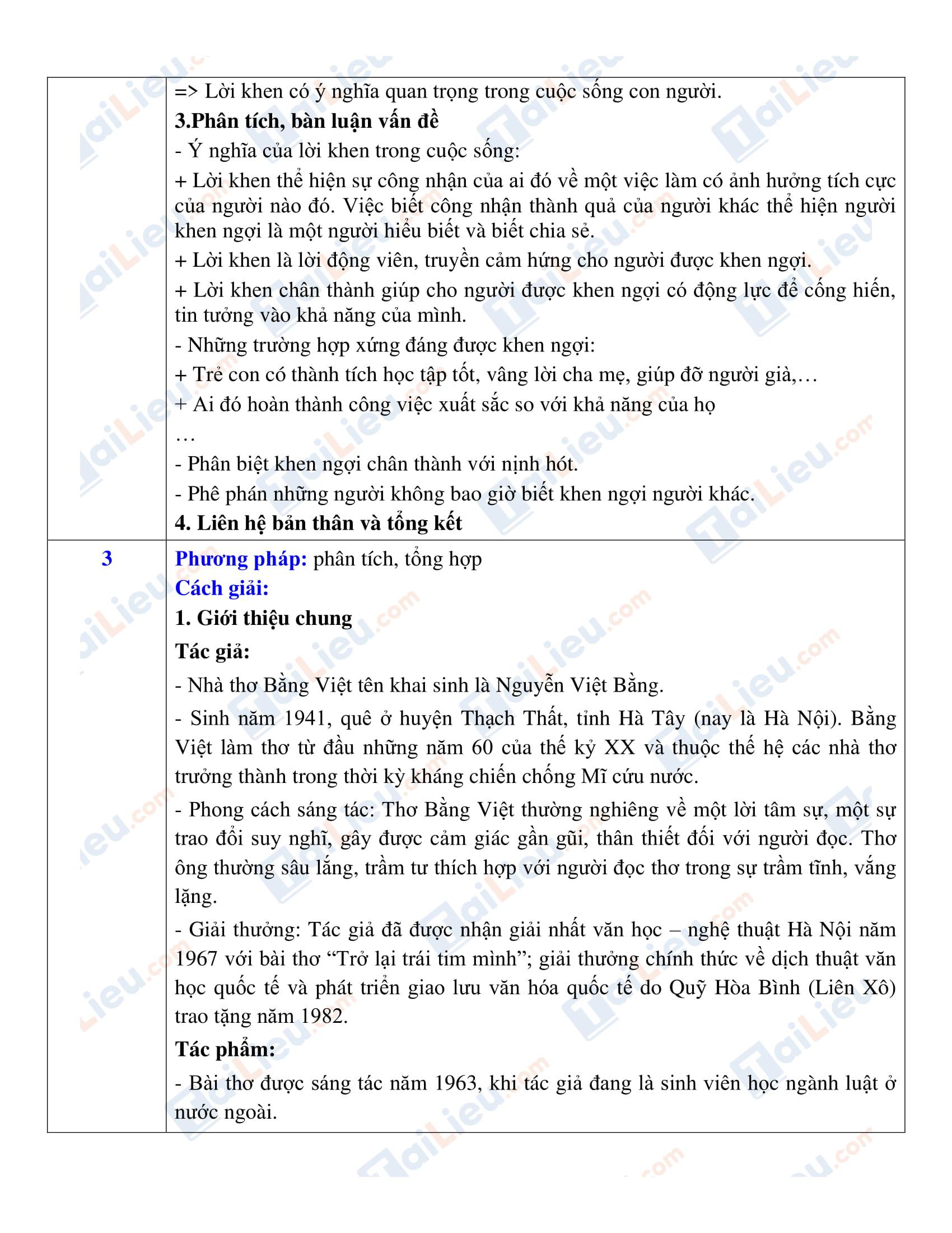 Đáp án tuyến sinh môn Văn lớp 10 năm 2020 tỉnh Đà Nẵng