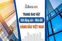 Bất động sản ancu.me - Cung cấp thông tin nhà đất trực tuyến nhanh nhất